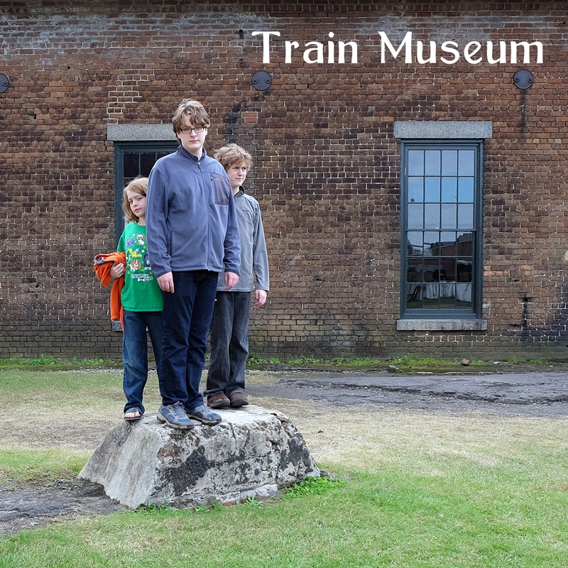 Train Museum album cover