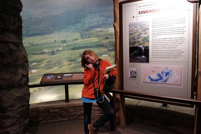 Mammoth Cave museum