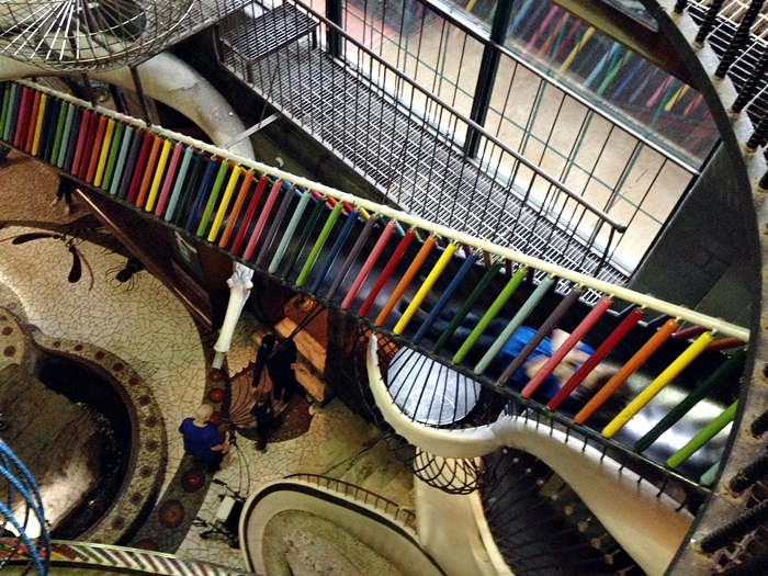 More St. Louis: City Museum (Spring Break, Part 4)