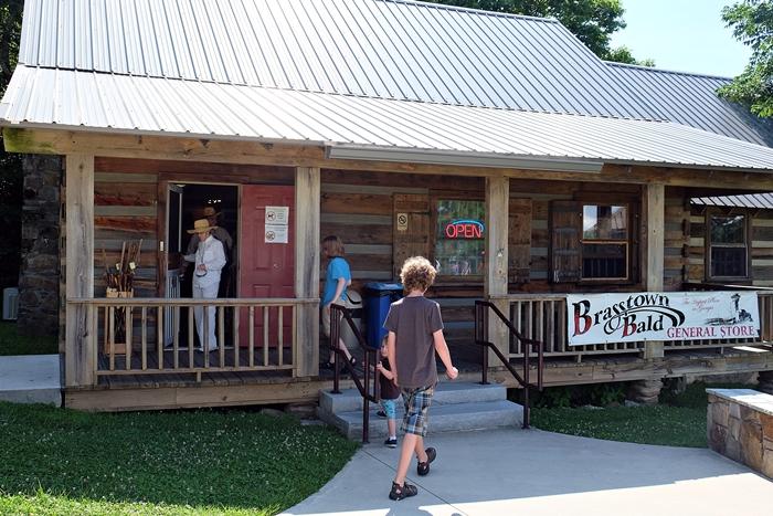 brasstown bald store