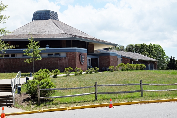 salt pond visitor center, cape cod