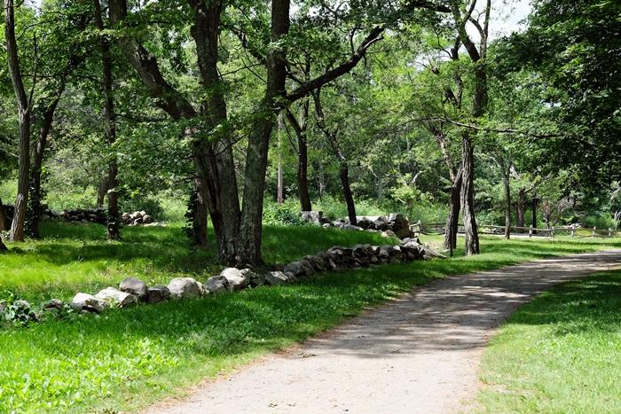 Battle Road Trail, Minute Man NHP