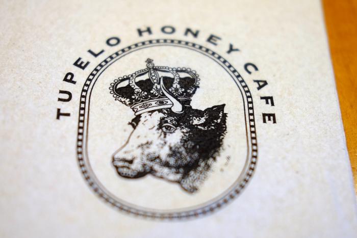 tupelo honey cafe napkin