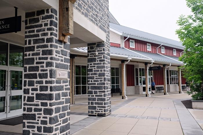 gettysburg visitors center