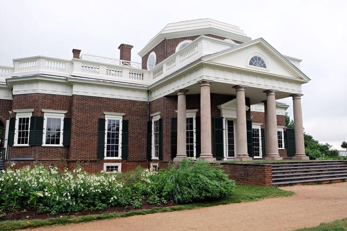 thomas Jefferon's Monticello