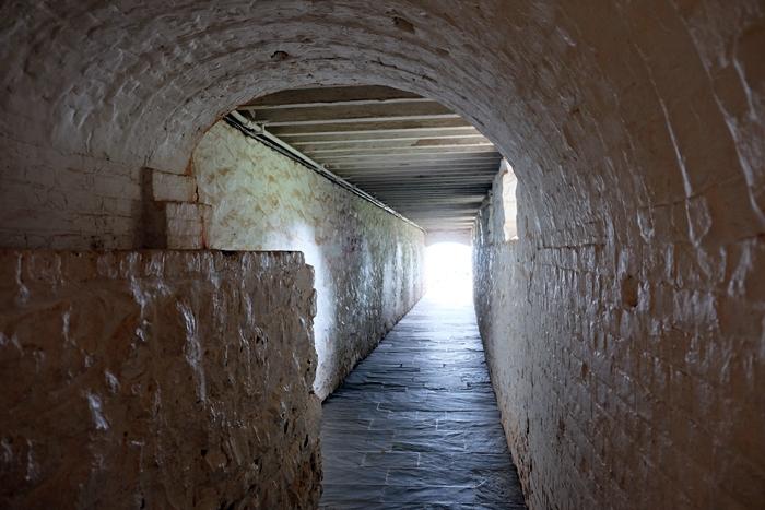 tunnels under monticello