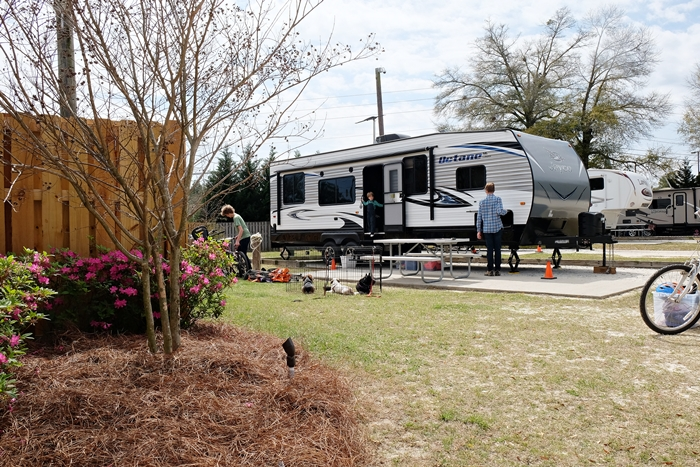 Heritage RV Park in Augusta, GA: Campground Review