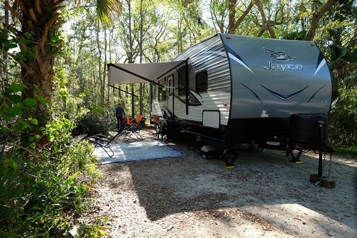 James Island County Park near Charleston, SC: Campground Review