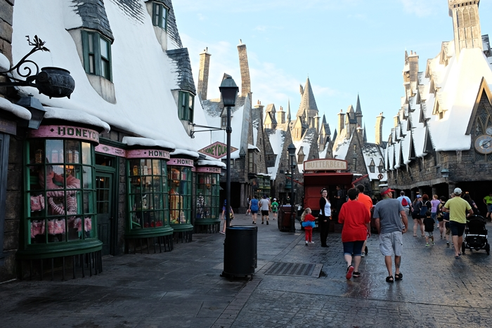 Hogsmeade at Islands of Adventure, Orlando