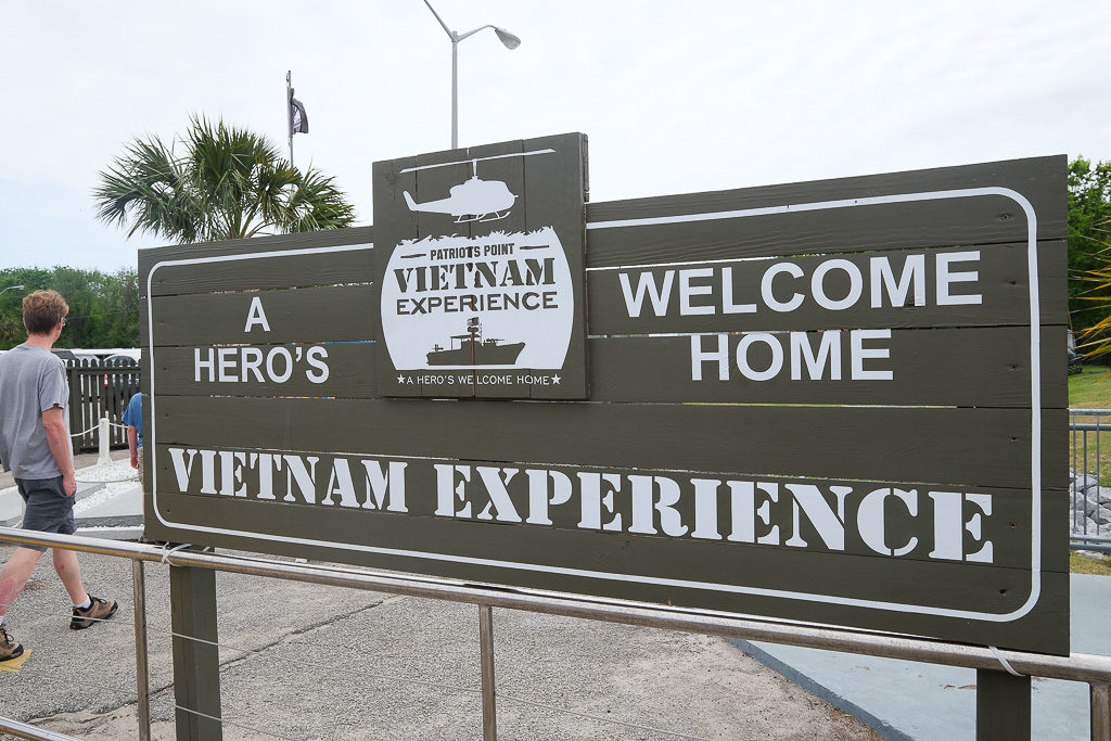 Vietnam Experience in Charleston, SC
