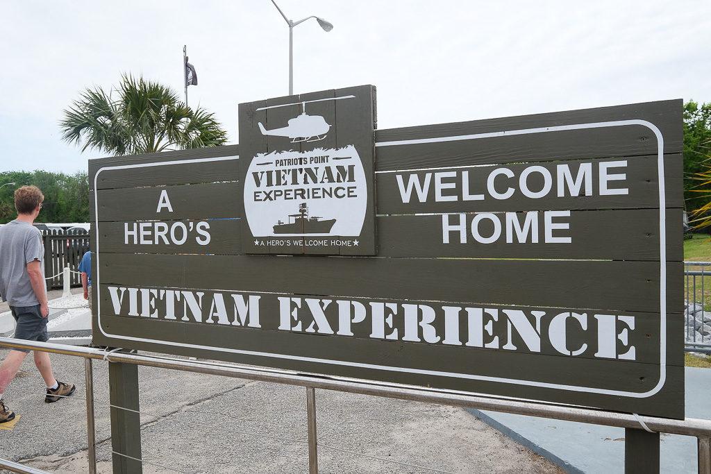 Vietnam Experience in Charleston, SC