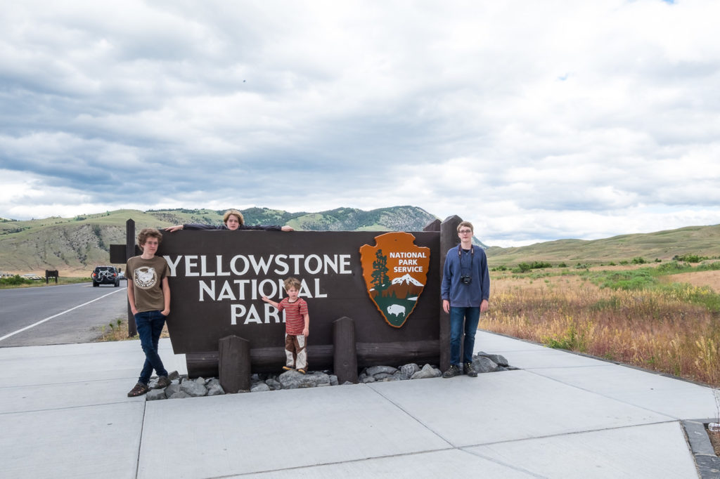 Wyoming and a Little Montana: Yellowstone, Grand Teton, etc: Big Road Trip Update #3
