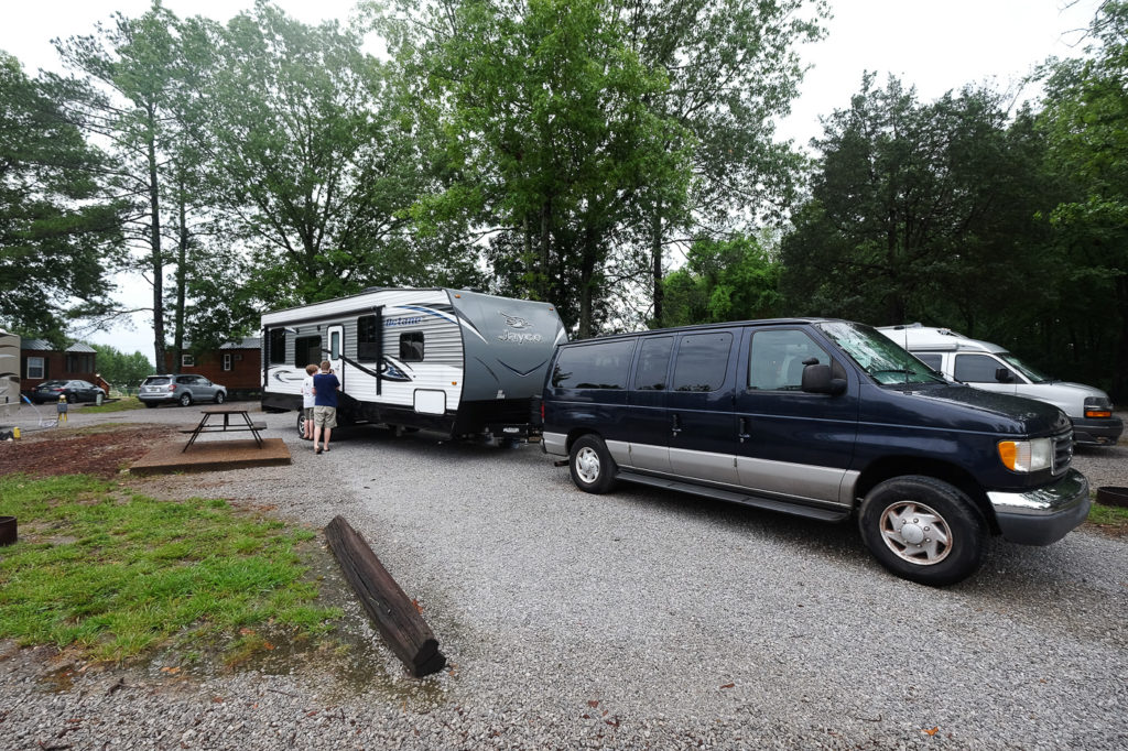 Holiday Travel Park in Chattanooga, TN: Campground Review