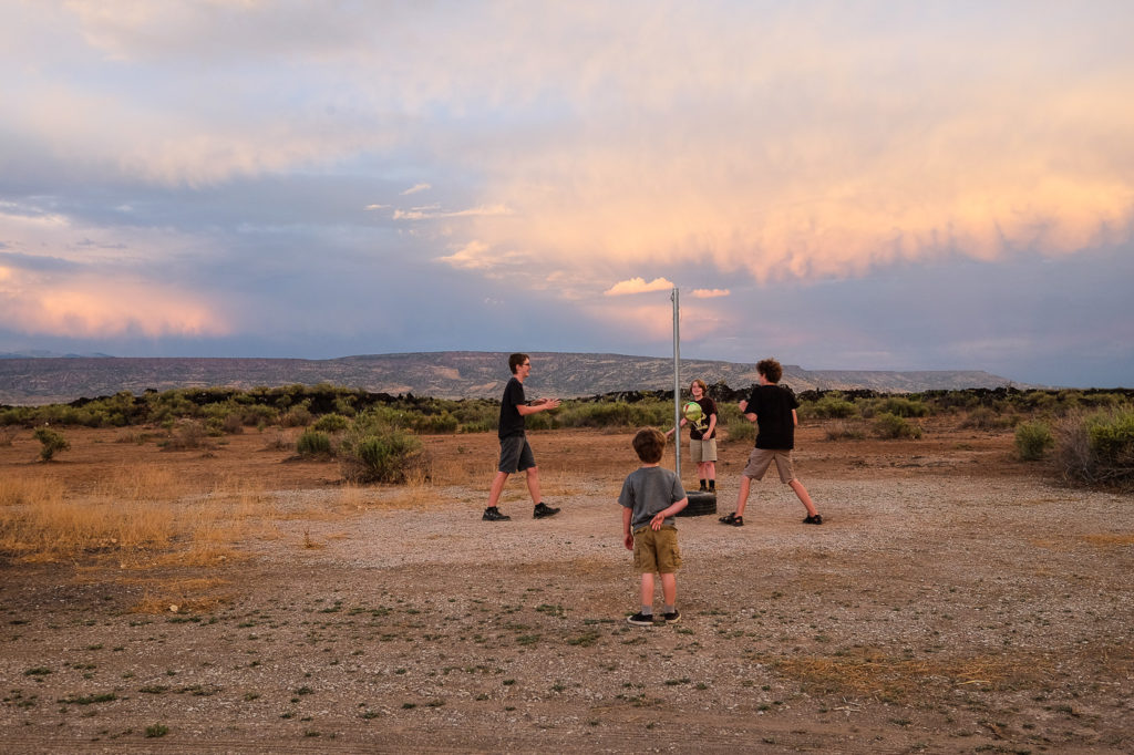 grants cibola KOA in New Mexico
