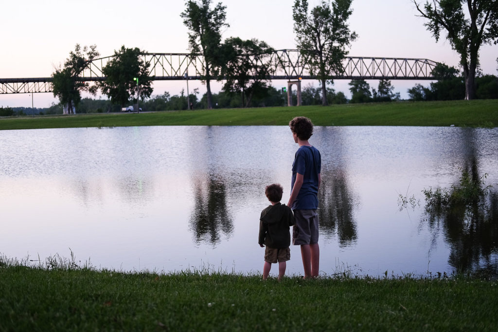 Haworth Park in Bellevue, NE (near Omaha): Campground Review