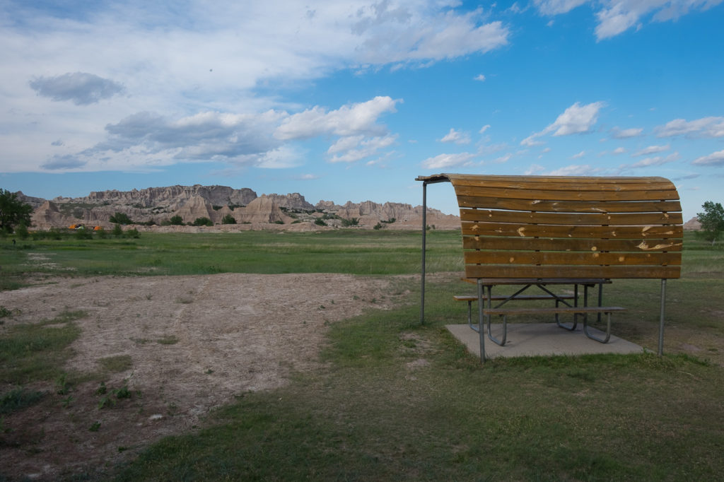 A Review of Cedar Pass Campground at Badlands National Park