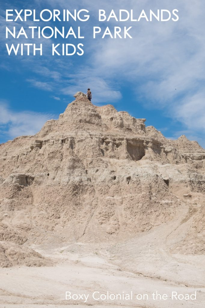10 things to do in Badlands National Park with Kids