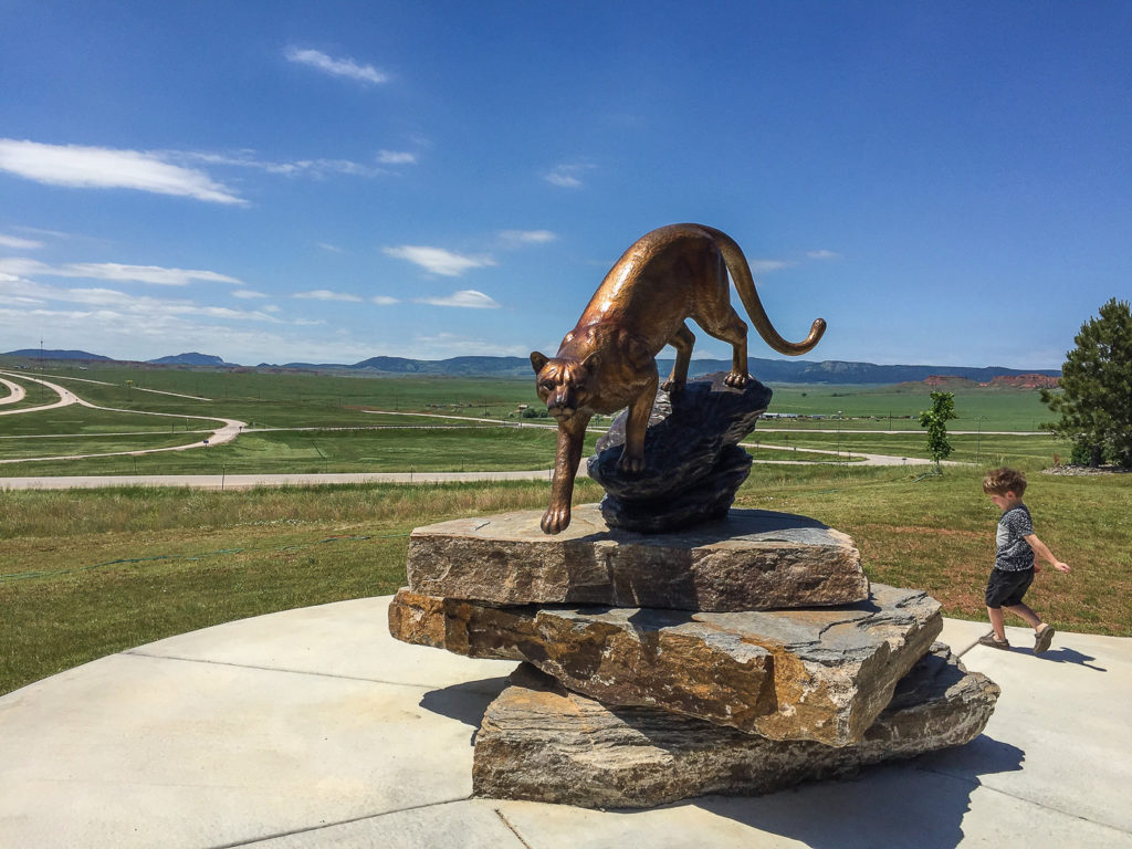 Wyoming welcome center