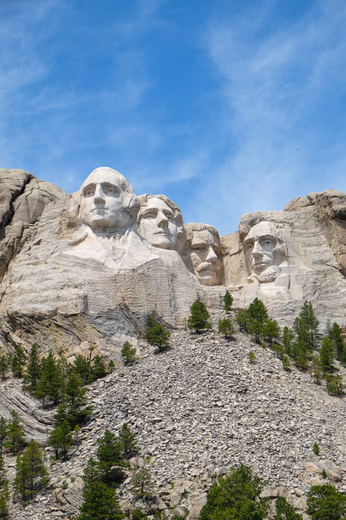 *We walked the .6 mile Presidential Trail for some different views of the monument. The trail is short but there are a lot of steps on it so be aware if ... & Visiting Mount Rushmore with Kids: More Black Hills - Boxy ... azcodes.com