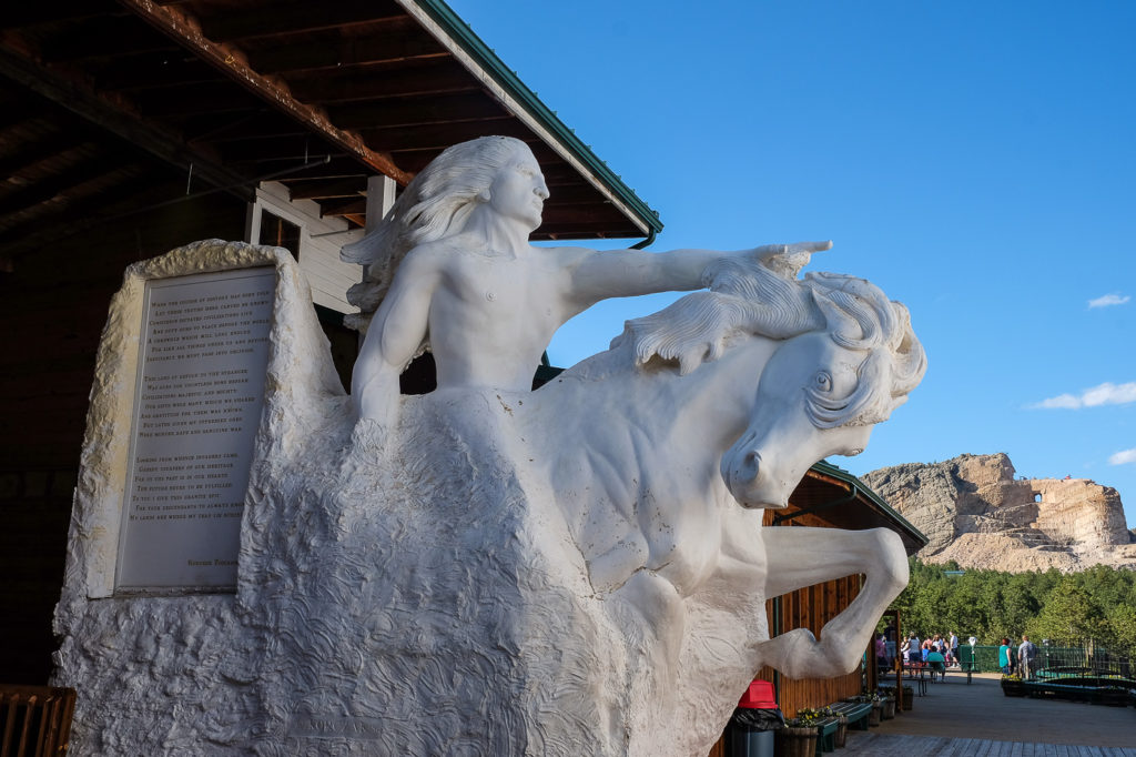 Crazy Horse Memorial: Even More Black Hills