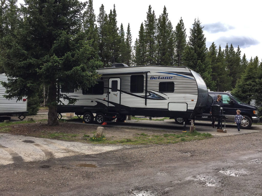 Fishing Bridge RV Park Isn't So Scary: A Campground Review