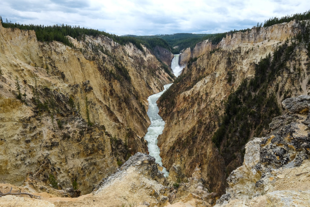 Touring Yellowstone, Part 1: Yellowstone East