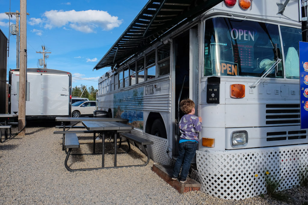 Taco Bus, West Yellowstone, MT