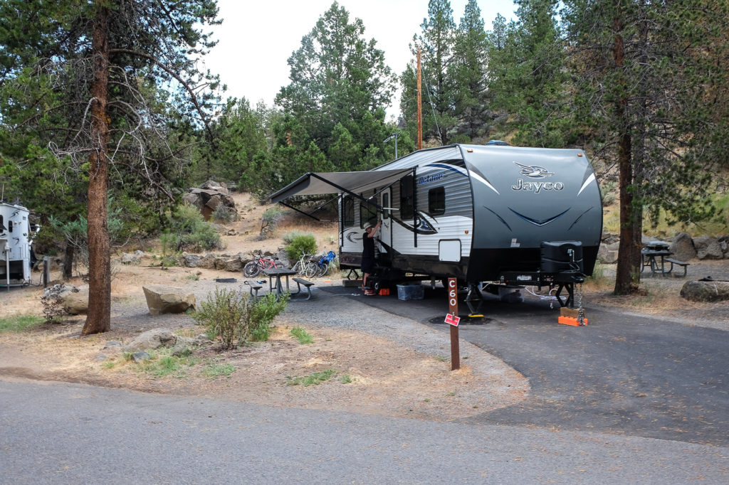 Two Days in Bend, Oregon: Tumalo State Park, the High Desert Museum, and Cousins