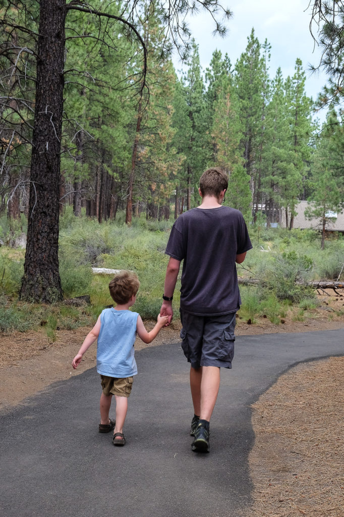 Two Days in Bend, Oregon: Tumalo State Park, the High Desert Museum