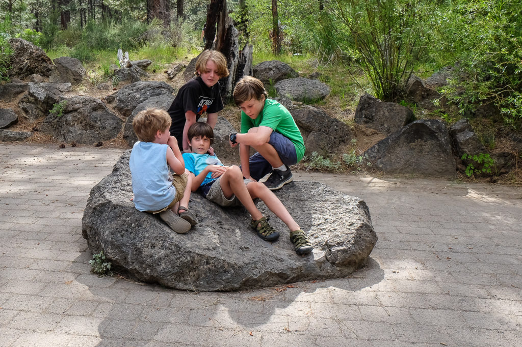 Two Days in Bend, Oregon: Tumalo State Park, the High Desert