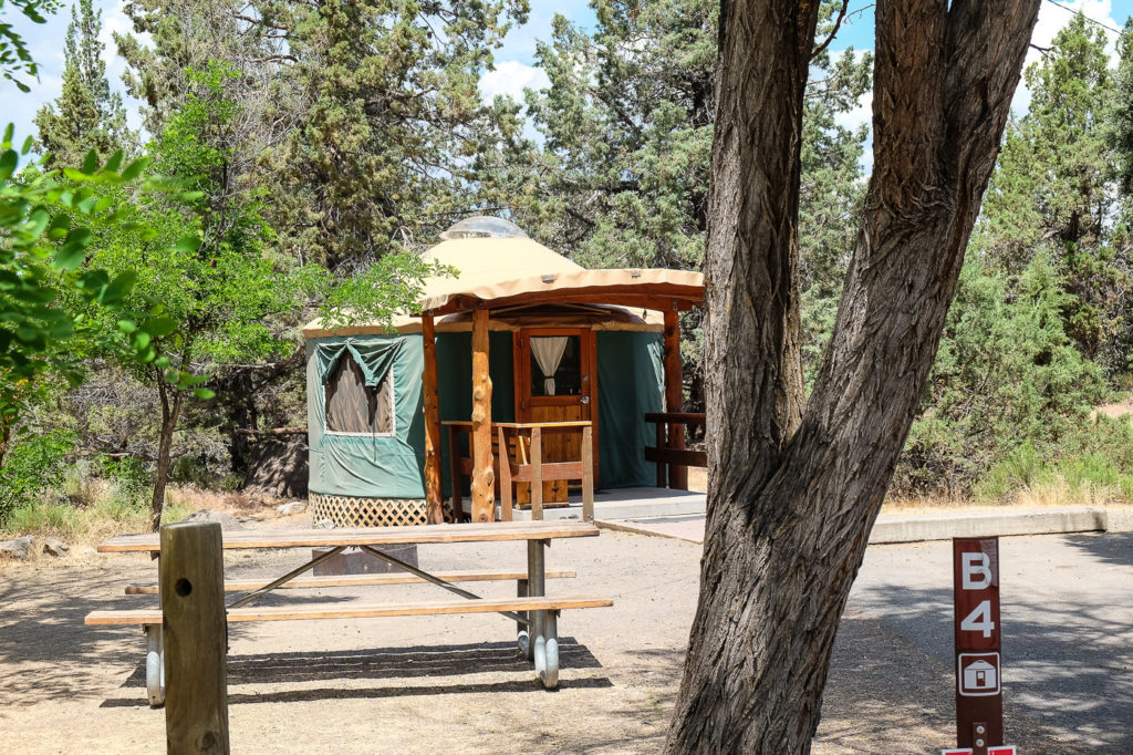 Two Days In Bend Oregon Tumalo State Park The High