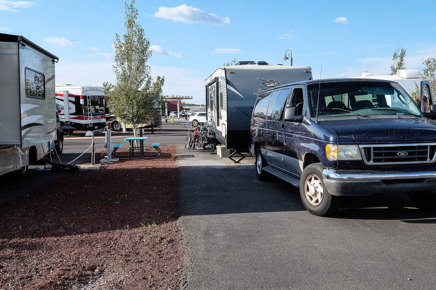 Grand Canyon Railway Rv Park Campground Review Boxy